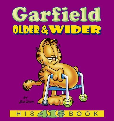 9781417671977: Garfield Older And Wider (Turtleback School & Library Binding Edition) (Garfield (Pb))