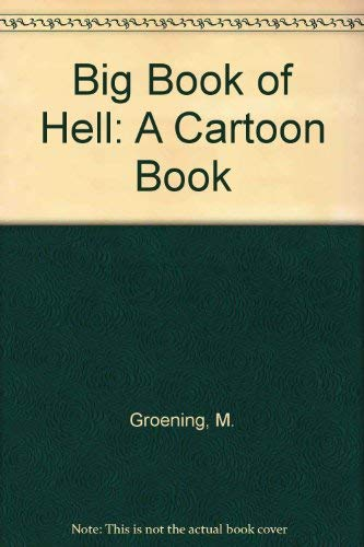 9781417672110: Big Book of Hell: A Cartoon Book