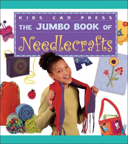 The Jumbo Book Of Needlecrafts (Turtleback School: Sadler, J.