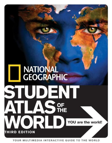 9781417675562: National Geographic Student Atlas Of The World (Turtleback School & Library Binding Edition)