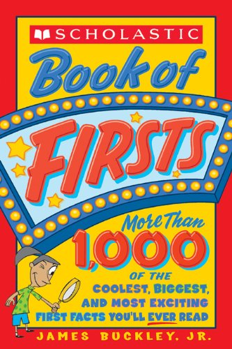 9781417675586: Scholastic Book Of Firsts (Turtleback School & Library Binding Edition)