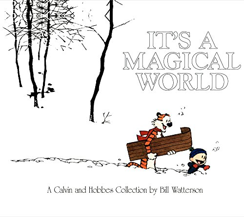 9781417676200: It's A Magical World (Turtleback School & Library Binding Edition) (Calvin and Hobbes)
