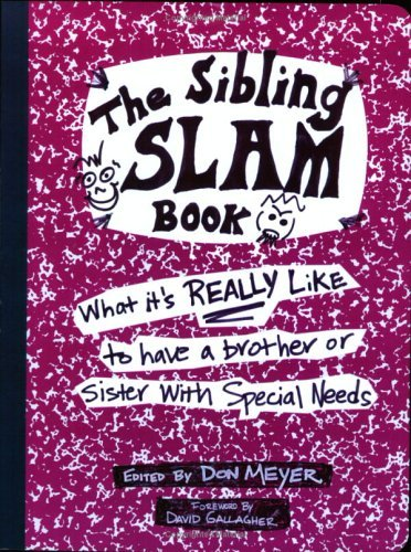 9781417677795: The Sibling Slam Book (Turtleback School & Library Binding Edition)