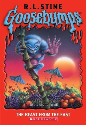 9781417682324: The Beast From The East (Turtleback School & Library Binding Edition) (Goosebumps (Pb Unnumbered))