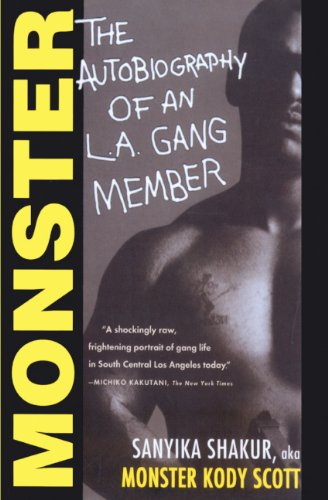 9781417683079: Monster: The Autobiography Of An L.A. Gang Member (Turtleback School & Library Binding Edition)