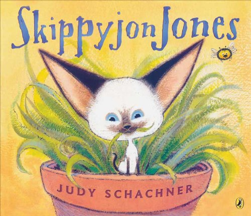 Skippyjon Jones (Turtleback School & Library Binding Edition) (1417685468) by Schachner, Judith Byron