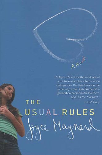 9781417685820: The Usual Rules (Turtleback School & Library Binding Edition)