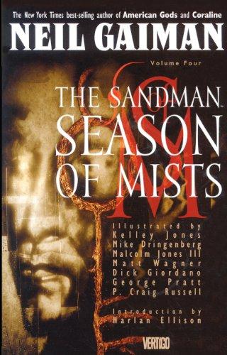 The Sandman 4: Season of Mists (Sandman Collected Library (Prebound)) (9781417686131) by Neil Gaiman