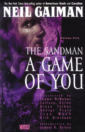 9781417686148: A Game of You (Sandman)