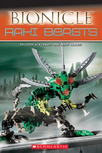 9781417686841: Rahi Beasts (Turtleback School & Library Binding Edition) (Bionicle)