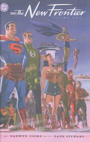 DC: The New Frontier, Volume 2 (9781417688296) by Darwyn Cooke