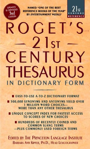 9781417688678: Roget's 21st Century-Thesaurus (Turtleback School & Library Binding Edition) (21st Century Reference)