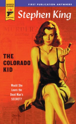 Colorado Kid (Turtleback School & Library Binding: King, Stephen