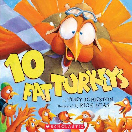 9781417690602: 10 Fat Turkeys