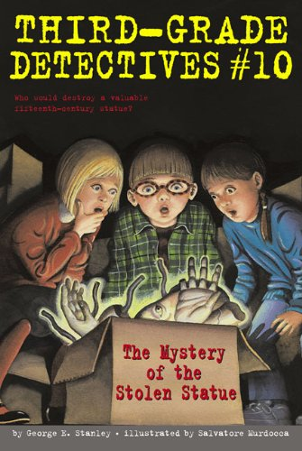 9781417690749: The Mystery Of The Stolen Statue (Turtleback School & Library Binding Edition) (Third Grade Detectives (Prebound))