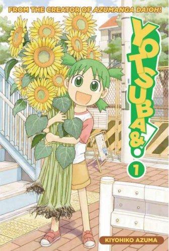 9781417692316: Yotsuba&!, Volume 1