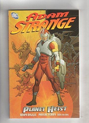 9781417692330: Adam Strange: Planet Heist