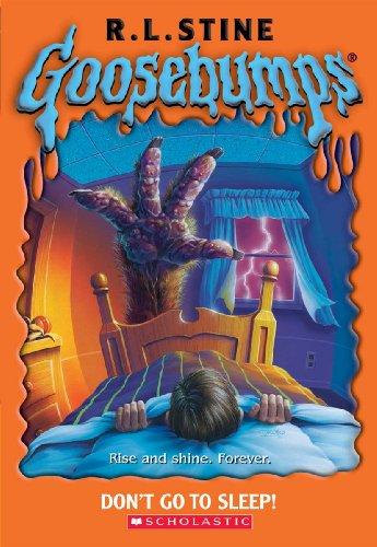 9781417692484: Don't Go To Sleep! (Turtleback School & Library Binding Edition) (Goosebumps (Pb Unnumbered))