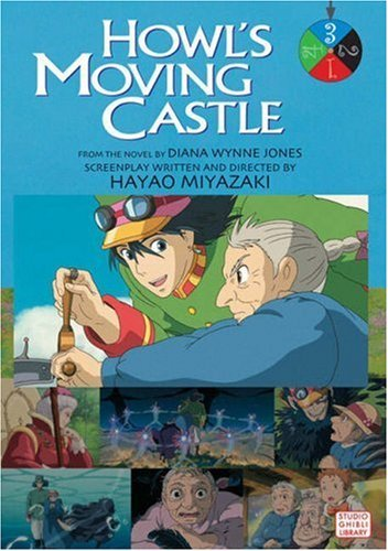 9781417697250: Howl's Moving Castle Film Comic, Vol. 3