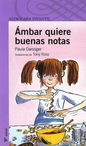9781417698462: Ambar Quiere Buenas Notas / Amber Brown Wants Extra Credit