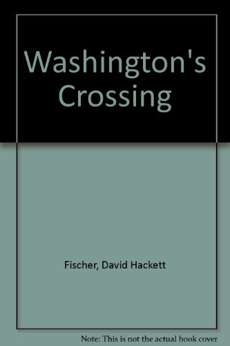 9781417698943: Washington's Crossing