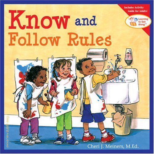9781417699216: Know And Follow Rules (Turtleback School & Library Binding Edition)