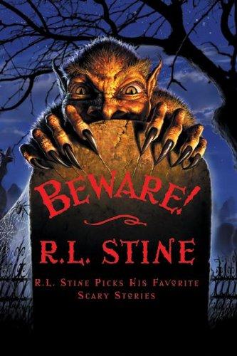 Beware! (Turtleback School & Library Binding Edition): Stine, R.L.