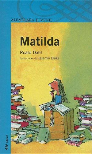 9781417700196: Matilda (Alfaguara Juvenil)