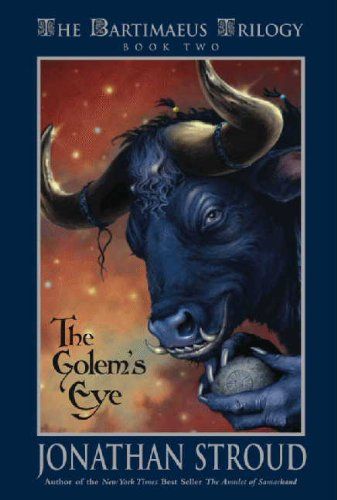 The Golem's Eye (Turtleback School & Library Binding Edition) (Bartimaeus Trilogy (Pb)) (1417700246) by Jonathan Stroud