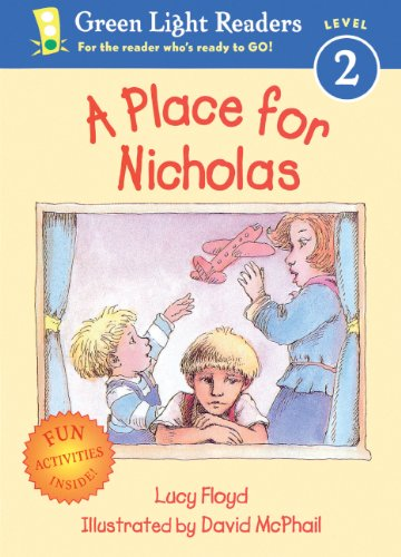 A Place For Nicholas (Turtleback School & Library Binding Edition) (Green Light Readers: Level ...
