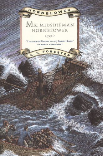 9781417707652: Mr. Midshipman Hornblower (Turtleback School & Library Binding Edition) (Hornblower Saga)