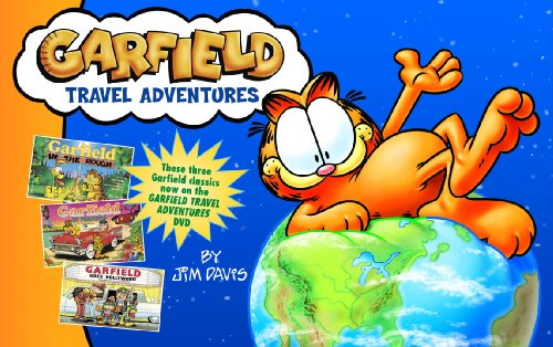 Garfield Travel Adventures (Turtleback School & Library Binding Edition) (Garfield (Pb)): Davis...