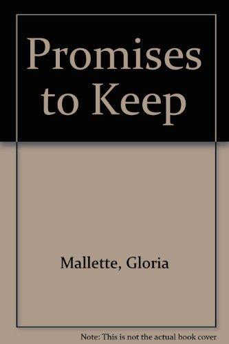 9781417709779: Promises to Keep