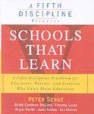 9781417711055: Schools That Learn