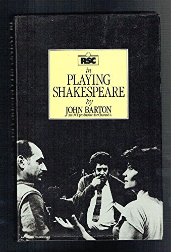 9781417711147: Playing Shakespeare: An Actor's Guide (Methuen Paperback)