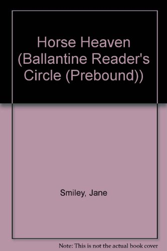 9781417714018: Horse Heaven (Ballantine Reader's Circle (Prebound))
