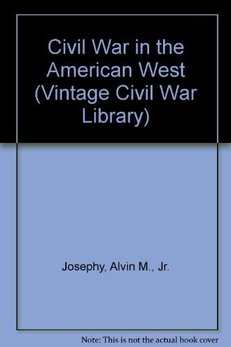 9781417718719: Civil War in the American West