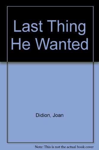 9781417719037: Last Thing He Wanted