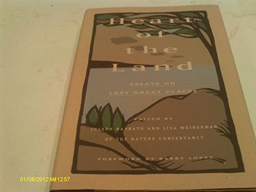 9781417719082: Heart of the Land: Essays on Last Great Places