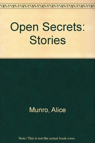 Open Secrets: Stories: Munro, Alice