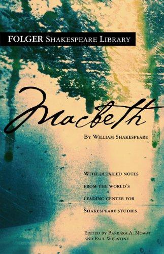 9781417721528: Macbeth (New Folger Library Shakespeare)