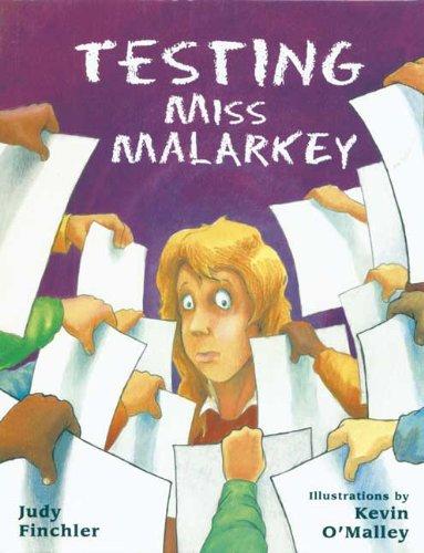 Testing Miss Malarkey (Turtleback School & Library Binding Edition): Judy Finchler