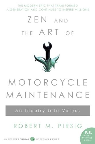 Zen And The Art Of Motorcycle Maintenance (Turtleback School & Library Binding Edition) (9781417727520) by Pirsig, Robert