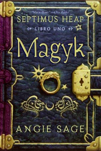 9781417729166: Magyk (Turtleback School & Library Binding Edition) (Septimus Heap) (Spanish Edition)