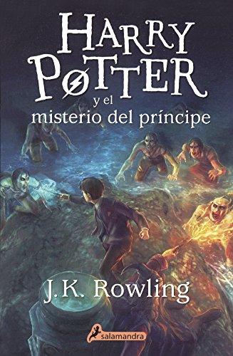9781417729876: Harry Potter Y El Misterio Del Principe (Harry Potter And The Half-Blood Prince) (Turtleback School & Library Binding Edition)