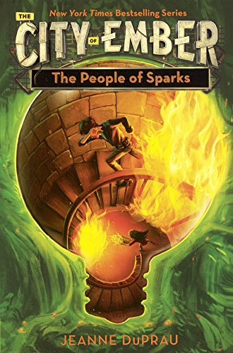 9781417731268: The People Of Sparks (Turtleback School & Library Binding Edition) (Book of Ember)