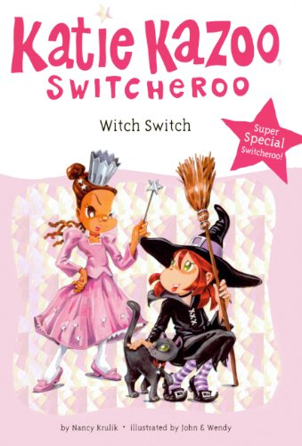 Witch Switch (Turtleback School & Library Binding Edition) (Katie Kazoo Super Special (Pb)): ...