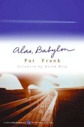 9781417734078: Alas, Babylon (Turtleback School & Library Binding Edition) (Harper Perennial Modern Classics (Prebound))
