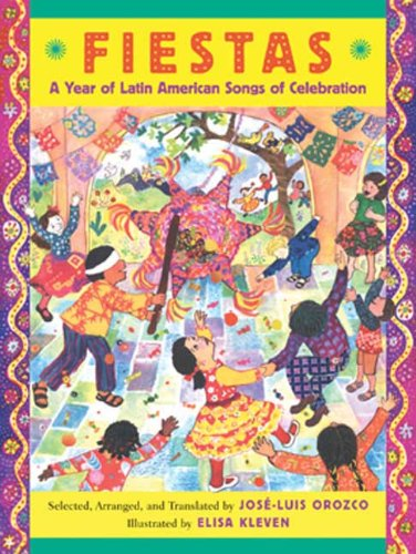 9781417736508: Fiestas: A Year of Latin-american Songs and Celebrations