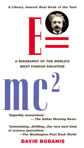E=mc~2 (Turtleback School & Library Binding Edition) (1417738154) by David Bodanis